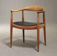 Wegner's Round Chair