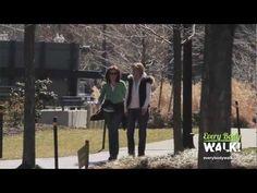 Rewarding Pedestrians: Creating a Good Walking Environment