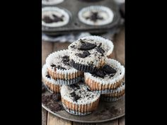 Mini Oreo Cheesecakes | The First Year