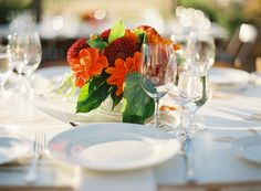 formal business dinner centerpieces | Rustic Winery Rehearsal Dinner - Snippet & Ink