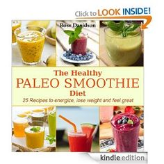 The Healthy Paleo is an amazing book that contains 25 Recipes that will melt your overweight, give you more energy and Health that you have always wanted! You can experience you own personal miracle of vibrant health with this amazing book.