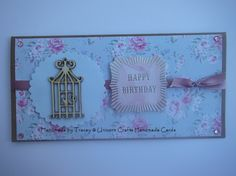 Made using Kanban Crafts Belle de Fleur collection July 2015 www.facebook.com/unicorncraftshandmadecards