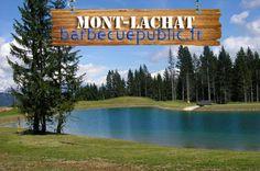 Barbecues en Savoie Plan d'eau du Mont Lachat (73)