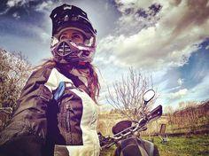 Real Motorcycle Women - alissa_casagrande