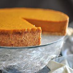 Gluten Free Spiced Quinoa Pie Crust HealthyAperture.com