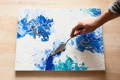 Cuckoo 4 Design: DIY Abstract Artwork Tutorial