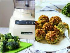Brokolicovo-parmazánové kuličky , Foto: archiv KitchenAid