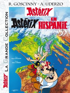 Astérix en Hispanie (Asterix in Spain) - Hachette (05/10/11)