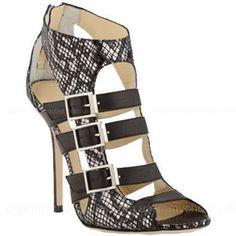 Jimmy Choo Mia Stud Sandals