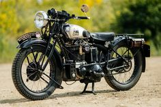 1930 Matchless Silver Hawk