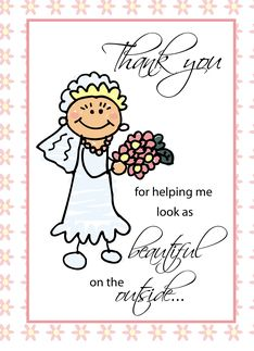Shop Hair Dresser and Makeup Artist Wedding Thank You created by sandrarosecreations. Personalize it with photos & text or purchase as is! Thank You Greeting Cards, Thank You Greetings, Custom Thank You Cards, Wedding Thank You Cards, Be My Bridesmaid Cards, Will You Be My Bridesmaid, Makeup Artist Cards, Wedding Day Gifts, Wedding Ideas