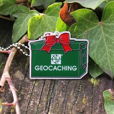 Free Holiday Travel Tag with every $25 spent at Shop Geocaching! Alabaster Box, Travel Tags, Geocaching, Puzzle Pieces, Pinterest Board, Beautiful Children, Holiday Travel, Bugs, Swag