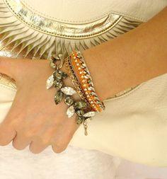 Bracelets by shopchaikim.etsy.com