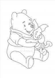 winnie the pooh and piglet too