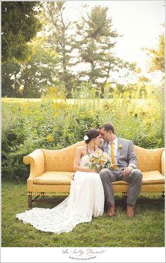 mustard yellow wedding details www.facebook.com/thesaltypeanut