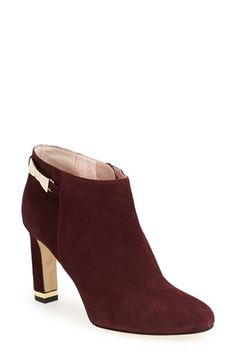 kate spade new york 'aldaz' bootie (Women) available at #Nordstrom