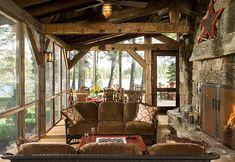 Rustic-modern barn in the beautiful Swan Mountain Range