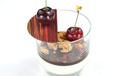 amazing plated desserts - Google Search