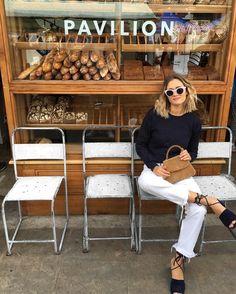 Perfect Summer Look – Latest Casual Fashion Arrivals. - Street Fashion, Casual Style, Latest Fashion Trends - Street Style and Casual Fashion Trends Fitz Huxley, Fashion Gone Rouge, Fashion Editor, Fashion Trends, Fashion 2017, French Girl Style, French Girls, Paris Mode, Parisian Chic