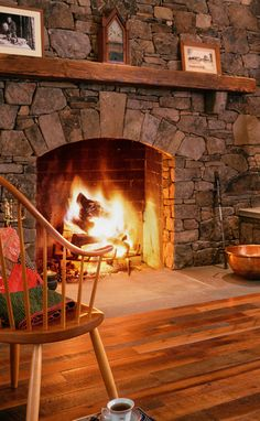 Warm and cozy • photo: Mountain Lumber Co.