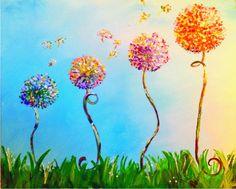 Blush & Brush - Dandy Field – Bay School Community Arts Center