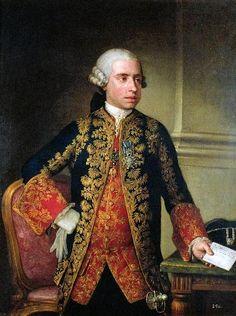 International Portrait Gallery: Retrato del XVº Marqués de Astorga -2-