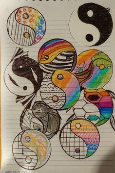 Love ying yang