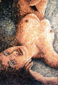 upside down (di mosaico di Marzia Dottarelli)