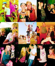 BFFs Ryan Hansen & Kristen Bell