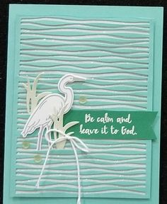 Stampin' Up! Lilypad Lake