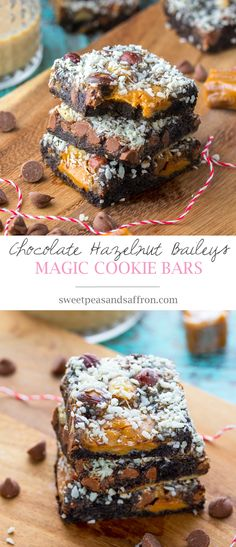 ... Bar on Pinterest | Magic Bars, Cheesecake Bars and Hello Dollies Bars
