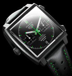TAG Heuer X Bamford Autavia, Monaco, & Carrera Watches Watch Releases Carrera Watch, Tag Heuer Monaco, Bamford, Swiss Army Watches, Luxury Watches For Men, Cool Watches, Wrist Watches, Men's Watches, Quartz Watch