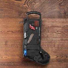 Tactical Vest Christmas Stocking
