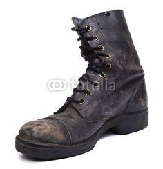 alte Stiefel