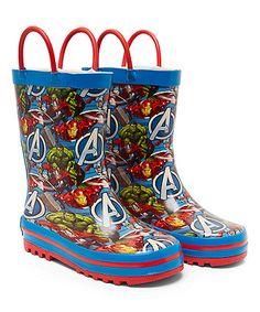 Marvel Avengers Wellies