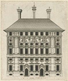 Palazzo Cattaneo Adorno, Peter Paul Rubens, 1622