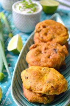 Pourquoi je grossis ... : Bahjis - beignets indiens épicés (Asian Week 1/4).