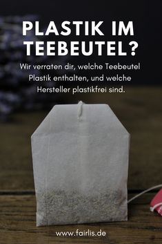 Bestehen wirklich alle Teebeutel zu ein… What material are tea bags made of? Are all teabags really made of plastic? Alcoholic Drinks Juice, Engagement Tips, No Waste, Going Natural, I Love Makeup, Green Life, Easy Diy Crafts, Save The Planet, Worlds Of Fun