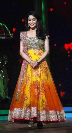 Celebrity Floor-Length Anarkali | V Luv Fash!on