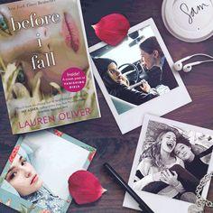 A wishful of Books: BEFORE I FALL: Lauren Oliver Movie Set