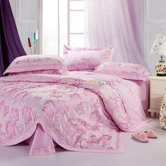 Fashion Style Female Bedding Sets