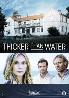 Thicker Than Water, Joel Spira, Björn Bengtsson & Aliette Opheim Tv Series To Watch, Series Movies, Netflix Series, Top Movies, Movies To Watch, Detective, Period Drama Movies, In And Out Movie, Christian Movies