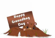 Happy Groundhog Day!....