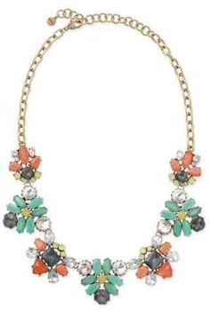 #spring collection is here. Love this necklace! Get yours at http://www.stelladot.co.uk/sites/Yana