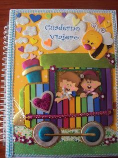 cuaderno viajero portada