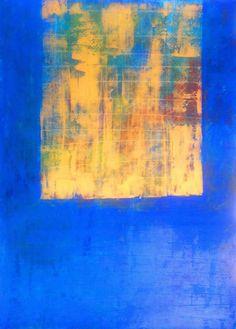 Ouro sobre Azul, 2015.  Alex Spot.