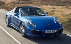 Porsche Targa review: is this the best 911 you can buy?