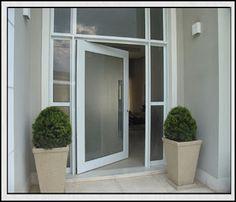 Construindo Minha Casa Clean: Tipos de Portas! Modernas e Estilosas!!!