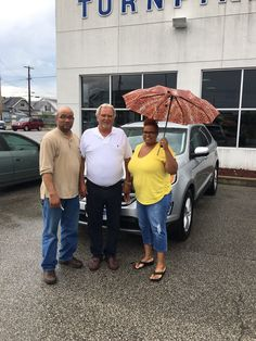 Rick Harris & the rest of the Turnpike Family wish to thank Tim and Monica Layne for their business 😃👍