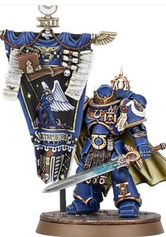 Warhammer 40k Blood Angels, Warhammer 40k Art, Warhammer Models, Warhammer 40k Miniatures, Ultramarines, Sci Fi Miniatures, Imperial Knight, Fantasy Model, Creature Concept Art